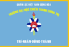 Flag of South Vietnamese Polwar College.png