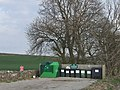 Flagg recycling centre. - geograph.org.uk - 157924.jpg