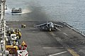 Flickr - Official U.S. Navy Imagery - An AV-8B Harrier takes off..jpg