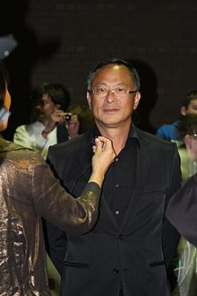 Description de l'image Flickr - Sasoriza - Johnnie To inverviewed.jpg.