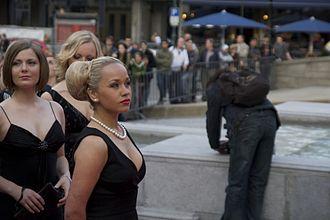Latvia in the Eurovision Song Contest - Image: Flickr aktivioslo Aisha Latvia (1)