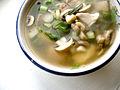 Flickr - cyclonebill - Suppe med kylling, svampe og forårsløg.jpg