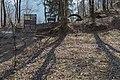 Flitsch oesterr-ungar Frontlinie Stacheldrahtverhau 10032015 0666.jpg