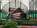 Floral Boat model from Lalbagh flower show Aug 2013 7868.JPG