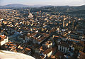 Florence from the top of the Duomo 1989.jpg