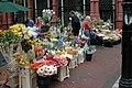 Flower stall in Grafton St - geograph.org.uk - 723922.jpg