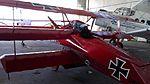 Fokker DR.I Triplane (replika) OK-UAA 90, Gliwice (4).jpg