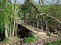 Footbridge over Staindale Beck - geograph.org.uk - 401476.jpg