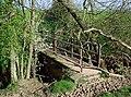 Footbridge over Staindale Beck - geograph.org.uk - 401476.jpg