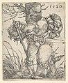 Footsoldier in front of a Tree MET DP828643.jpg