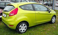 Ford Fiesta 2008 rear 20081206.jpg