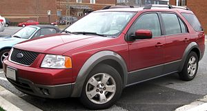 Ford Taurus X - 2005–07 Ford Freestyle SEL