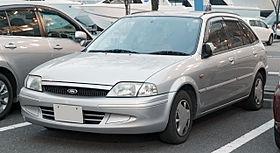 Ford laser kn