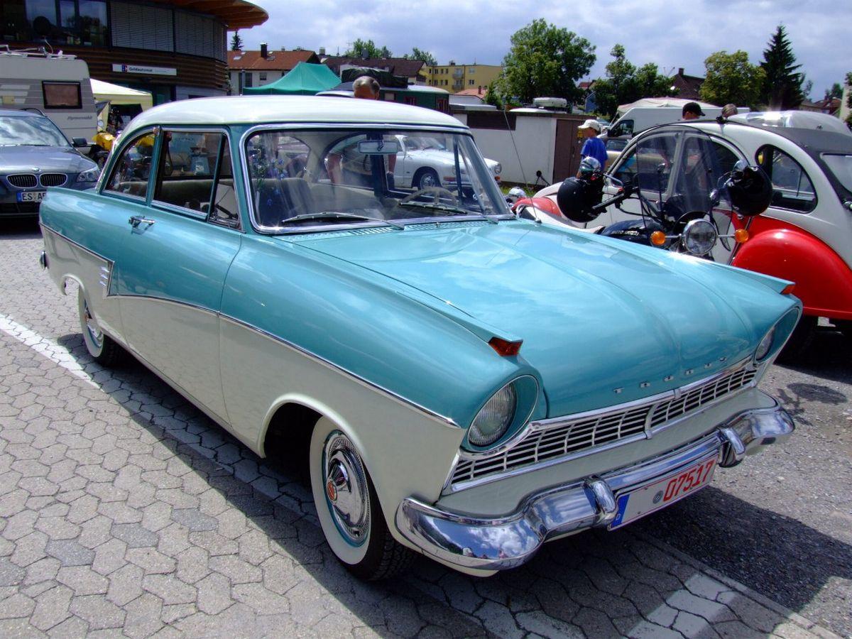 Ford Taunus P2 Wikipedia