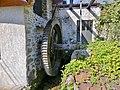 Forges des Allues à St-Pierre-d'Albigny en 2018 (roue à aubes).JPG