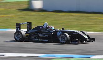 António Félix da Costa - Félix da Costa made his Formula Three début in the 2010 Formula 3 Euro Series season.