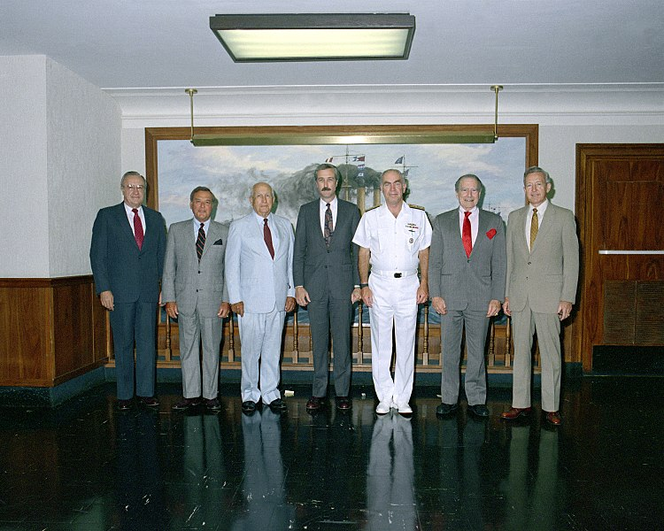 File:Former chiefs of naval operations gather for a group photograph.jpg