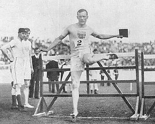 Athletics at the 1908 Summer Olympics – Mens 110 metres hurdles Athletics at the Olympics