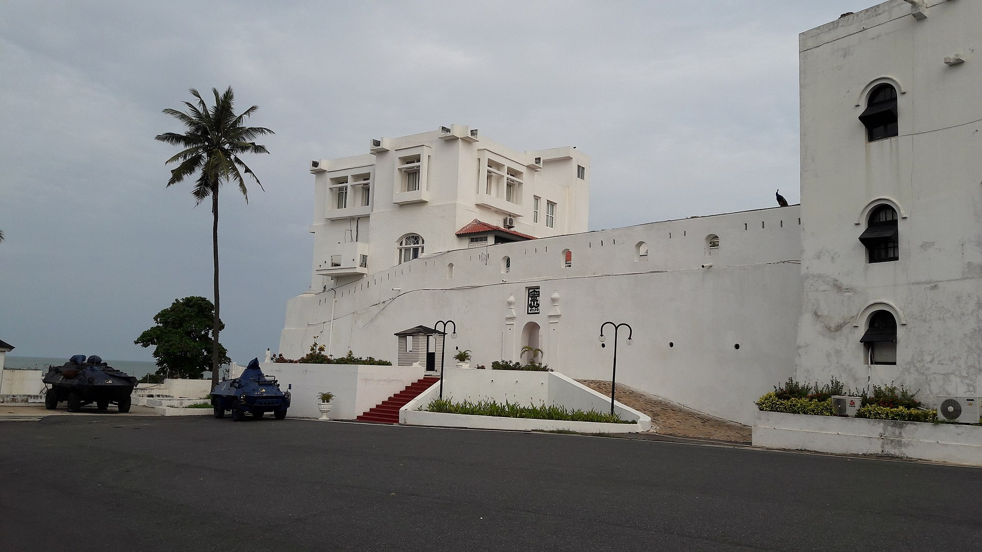 Osu Castle - Top Things to Do in Accra