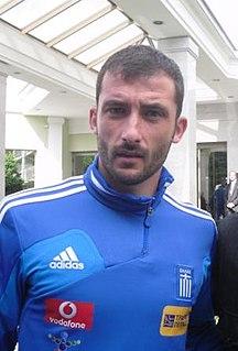 Georgios Fotakis Greek international footballer