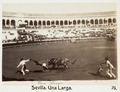 Fotografi av Sevilla. Una larga - Hallwylska museet - 104819.tif