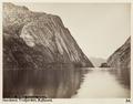Fotografi av Trolfjorden, Raftsund. Nordland, Norge - Hallwylska museet - 105847.tif
