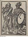 Fotothek df tg 0002210 Ständebuch ^ Militär ^ Pfeifer ^ Trompeter ^ Schalmeienbläser ^ Trommler ^ Pauke.jpg