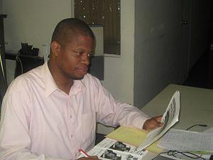 Ronald Savage - Savage in 2007