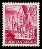 Fr. Zone Rheinland-Pfalz 1947 10 Dom in Mainz.jpg