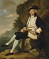 Francis Hayman (1708-1776) - Captain Sir Edward Vernon (1723–1794) - BHC3069 - Royal Museums Greenwich.jpg