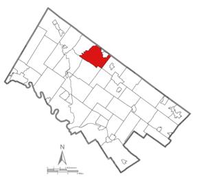 Franconia Township, Montgomery County, Pennsylvania - Image: Franconia Township Montgomery County