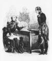Francouzský vyjednavač generál Savary u cara Alexandra I.png