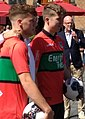 Frank Sturing Ole Romeny Wilco van Schaik NEC 2018 (cropped).jpg