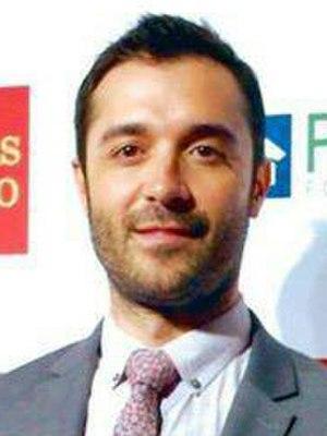 Frankie J. Alvarez - Image: Frankie J. Alvarez (cropped)