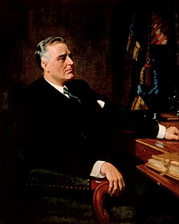 annual award, awarded in alternation by the Roosevelt Institute to Americans and by the Roosevelt Stichting to non-Americans, to those committed to the 4 principles of FDR: freedom of speech, freedom of worship, freedom from want, freedom from fear