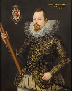 Frans Pourbus the Younger - Portrait of Vicenzo I. Gonzaga, Duke of Mantua.jpg