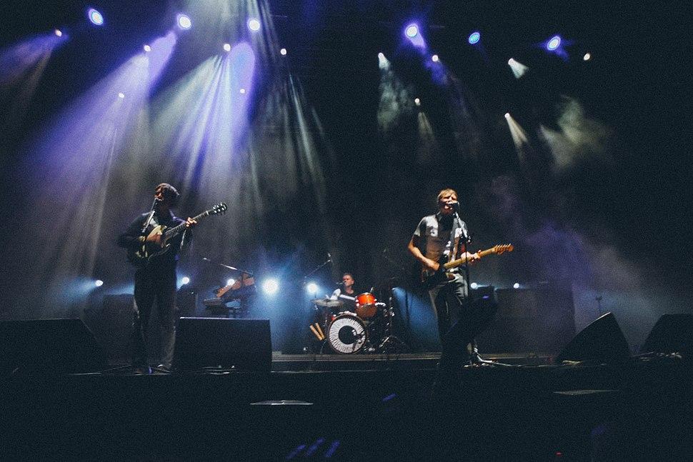 Franz Ferdinand 101 Sun Festival 2014 (2)