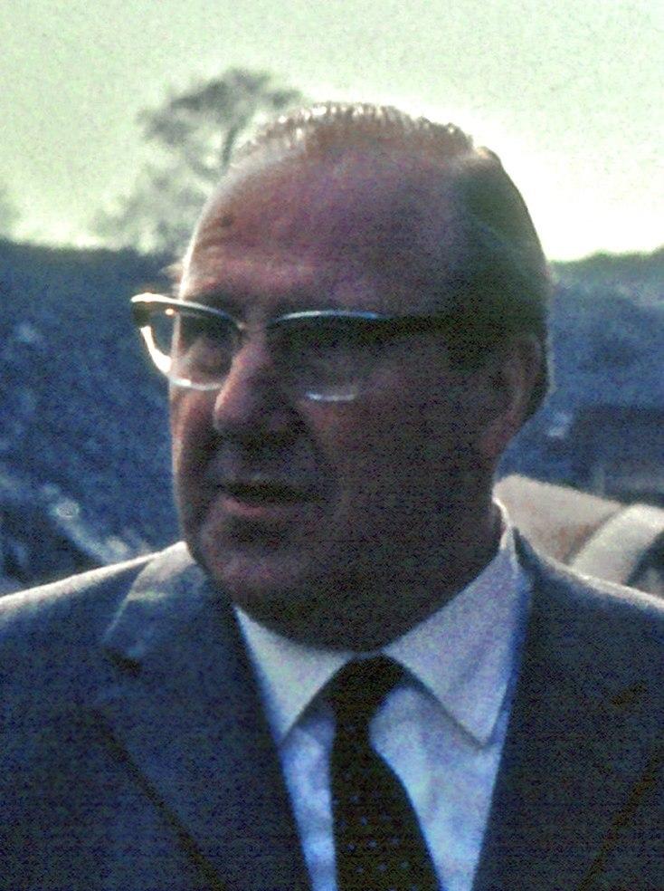 Franz Meyers ex Ludwig Erhard 1965 FdG 1
