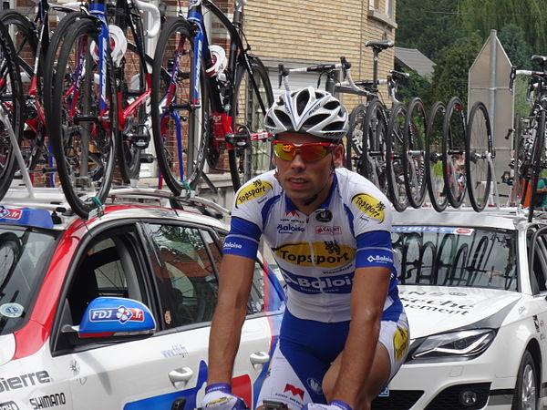 Frasnes-lez-Anvaing - Tour de Wallonie, étape 1, 26 juillet 2014, départ (C24).JPG