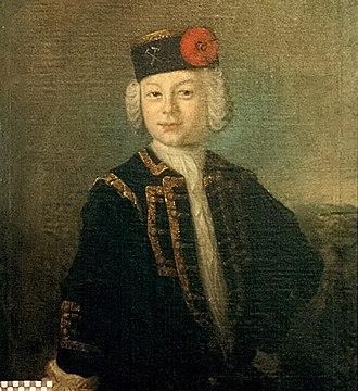 Frederick Albert, Prince of Anhalt-Bernburg - Image: Frederick Albert Anhalt Bernburg
