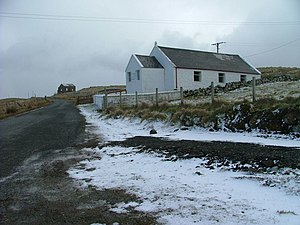 Free Church of Scotland (since 1900) - Free Church in Kilmaluag on Skye