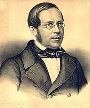 Friedrich August Eckstein - Friedrich August Eckstein.