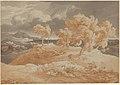 Friedrich Preller d.Ä. - Italienische Küstenlandschaft mit Gewitter (1828-31).jpg