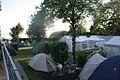 Friedrichshafen Ham Radio 2010 tents.jpg
