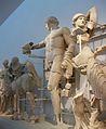 Frontó oest del temple de Zeus (Museu Arqueològic - Olímpia).JPG