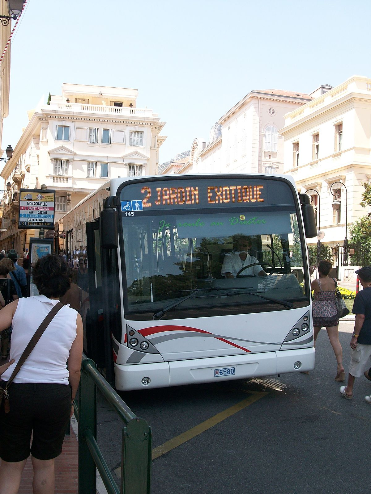 Transport in Monaco - Wikipedia