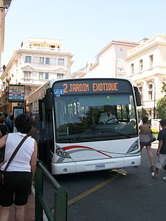 Transport in Monaco infrastructure in Monaco