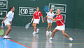 Frontenis women's doubles match.jpg