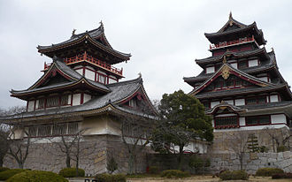 Fushimi-ku, Kyoto - Fushimi Momoyama Castle