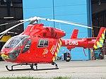 G-EHMS Explorer MD900 Helicopter London's Air Ambulance Ltd (26761488490).jpg